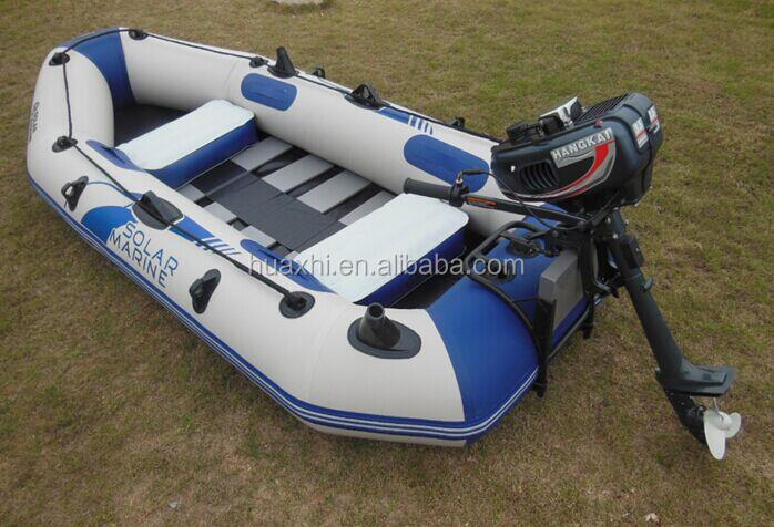 Hot sale inflatable boats with electric motor