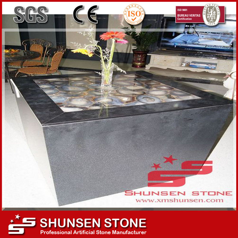 Luxury Home Decoration Agate Stone Countertop/Table Top