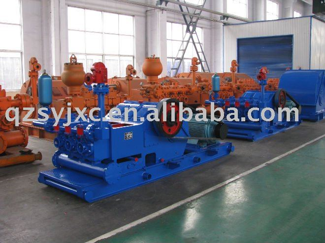 SL3NB 1600 mud pump for oil exploration