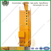 circulating rice drying machine for farm and commercial use