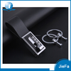 High quality promotional custom logo printing leather metal car key holder