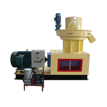 Small scale wood pellet mill equipment plant