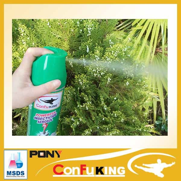 Soldat ethyl alcohol based aerosol insect killer