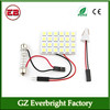24V/ 12v led dome lights 24 SMD 5050 led dome, led dome light, 31MM, 36MM, 39MM, 41MM
