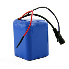 Rechargeable Lithium ion Battery 12V 7.2Ah from Factory
