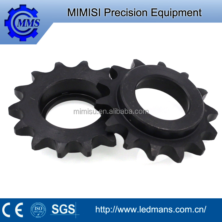 MMS China High Quality Heat Treatment Straight 42CrMo Spiral Bevel Gear
