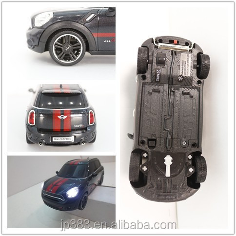 Mini Jcw 1 24 Rc Car Kids Electric Cars For 10 Year Olds
