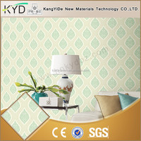 Henan supplier popular design Flame pattern korean wallpaper