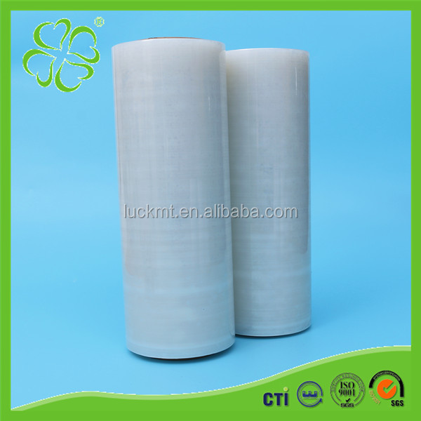 Transparent LLDPE Protective Stretch Cling Film for Pallet Wrap