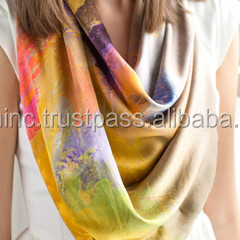 2017 Best Digital Printed scarves