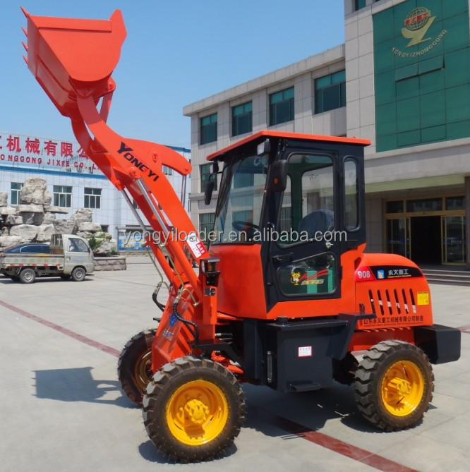mini wheel loader for sale