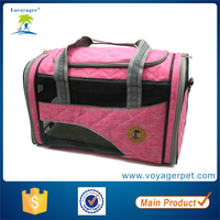 Wholesale colorful aluminum dog pet carrier with various sizes