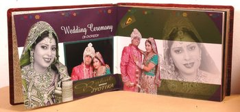 designer wedding photo album photo book 12x24 12x30. Black Bedroom Furniture Sets. Home Design Ideas