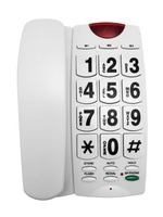 2016 hot selling low price china mobile phone home telephone big button phone for elderly people