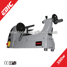 EBIC wood lathe power tools 350W selling wood lathe price for wood lathe