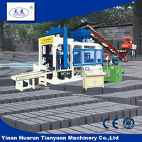 Great Value automatic brick making machine for working at home factory China