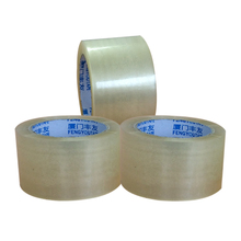 Waterproof Adhesive Transparent Bopp Tapes For Package
