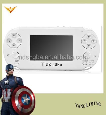 3.5 inch touch screen android 3D video games console for Tlex Ulike