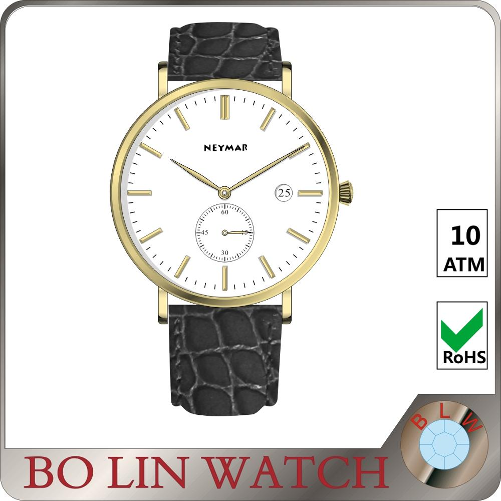 Designer Custom logo oem Minimalist Watch for Unisex size