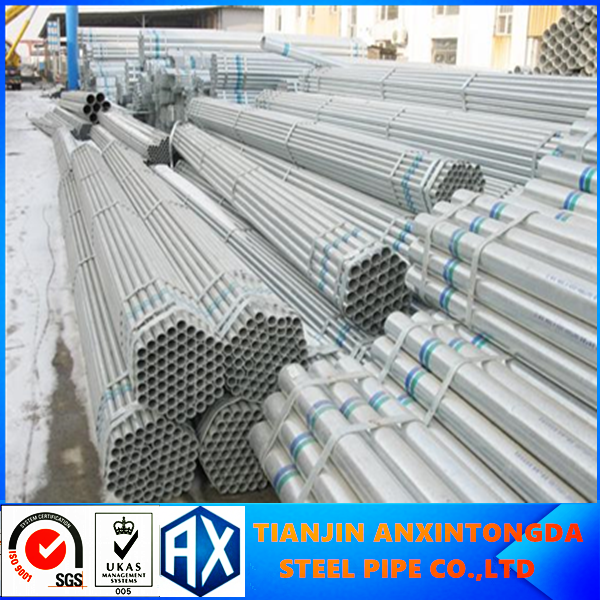 sch 40 galvanized steel pipe&bs1387 class a b c galvanized steel pipes g i pipe