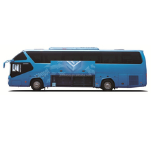 Price Higer Bus 60 Seater Luxury Coach Bus 6122 Bus color design