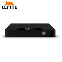W95 Android 7.1 mbox tv box Amlogic S905W 4K Kodi Set-top box support WiFi 2.4GHz IPTV digital converter box for analog tv