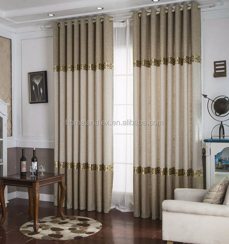 2016 new design Cheap price Classical mexican style curtains