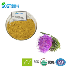 Bulk Milk Thistle Extract Powder 80% Silymarin