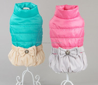 2015 wholesale ski warm winter fleece large dog jackets