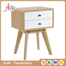Wooden bedside cabinets , hot sell bedside tables