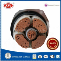 VV 4+1 Core 5 Core Power Cable 4mm