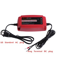 36V 2A Automatic Smart Battery Charger, Maintainer & Desulfator for Lead Acid Batteries, switching mode Battery Charger 41.4V