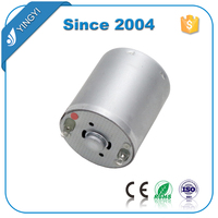 Constant speed 12v dc electric motor 3000rpm for Inhalation therapy nebulizer/beauty