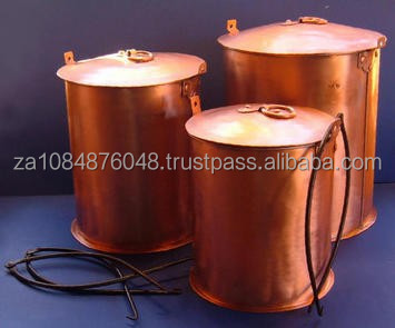 wholesale round copper tin 2015