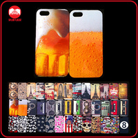 Hot Stylish Fancy Beer IMD Plastic Cheap Hard Case for LG optimus l7 ii dual p715