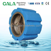 Non Alarm Check Valve China supplier OEM parts with good quality
