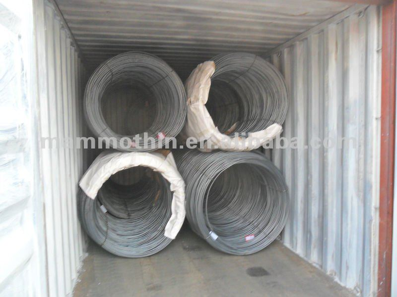 **Quality Guaranteed** Low carbon steel wire rod