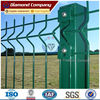 Galvanized and PVC Coated Welded Wire Mesh Garden FenceGalvanized and PVC Coated Welded Wire Mesh Garden FenceGalvanized and PVC