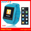 "Alibaba China wholesale 1.54"" ,240X240pixel,capacitive touch screen mobile watch phone , windows mobile watch S18 ZGPAX"