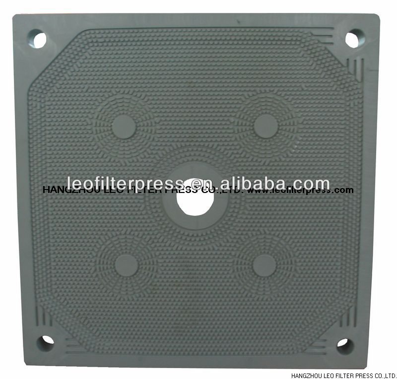 Leo Filter Press PP XG Membrane Filter Press Plates