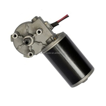Competitive Price 50N.m MAX. 12 volt dc worm gear motor 200rpm