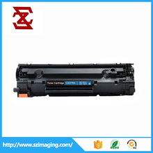 cheapest price compatible new black toner cartridge 78A CE278A For HP LaserJet P1560/1566/1600 printers