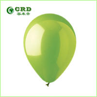 wedding decoration lime green globos