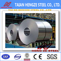 Hot sale g120 galvanized steel coils and strips export to Kazakhstan from factory