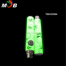 2015 Lighting Luminous EGO TSN EVOD Battery For E Cigarette, 650/900/1100mAh