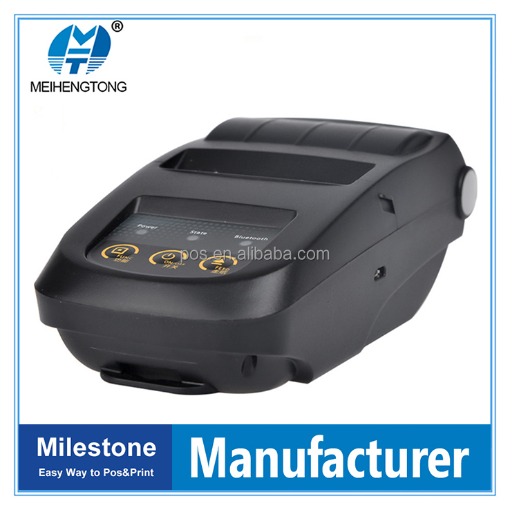 MHT--5800 Portable WiFi Bluetooth Airprint Ticket Sticker Receipt Thermal Printer