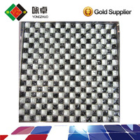 Crackle Crystal Glass Mosaic Tiles