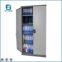 Multifunctional Steel Filing Cabinet/Cupboard With Fully Open Door JF-C002