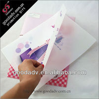 Beautiful file folders 2014 new cheap corporate gifts file and folders