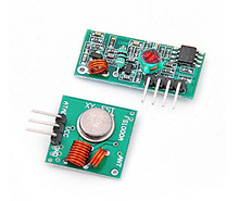 Best price 433Mhz Wireless RF Transmitter and Receiver for Arduinos